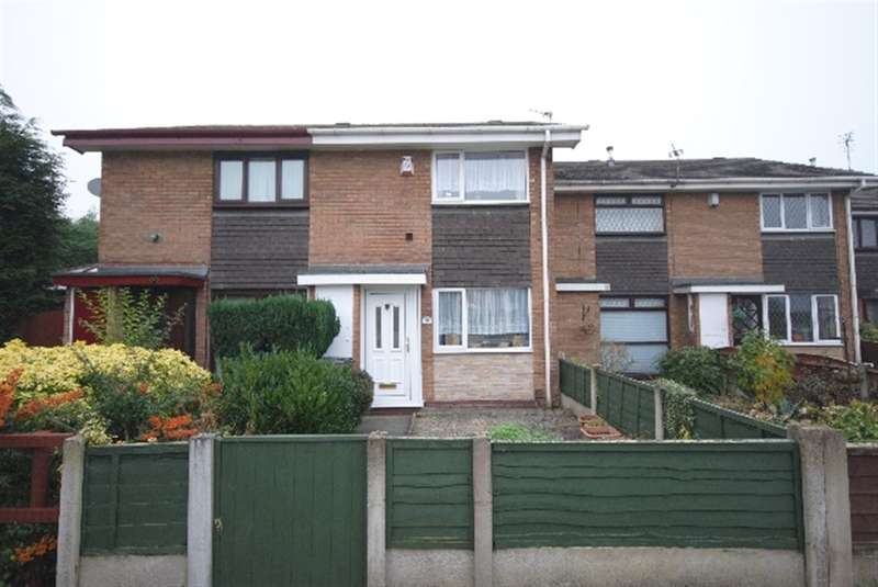 2 Bedrooms House for sale in Ryton Close, Poolstock, Wigan, WN3