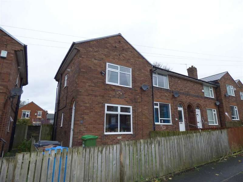2 Bedrooms Property for sale in Thackeray Road, Derker, Oldham, OL1