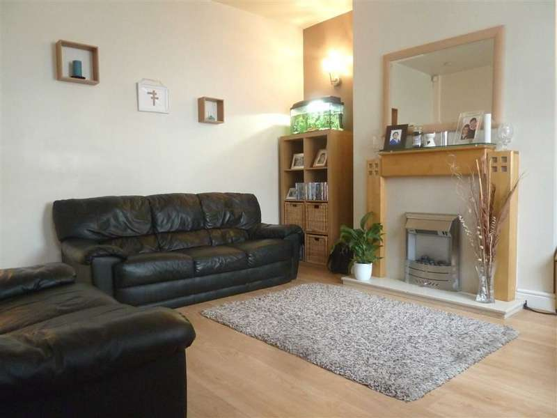 2 Bedrooms Property for sale in Marlborough Street, Hopwood, HEYWOOD, Lancashire, OL10