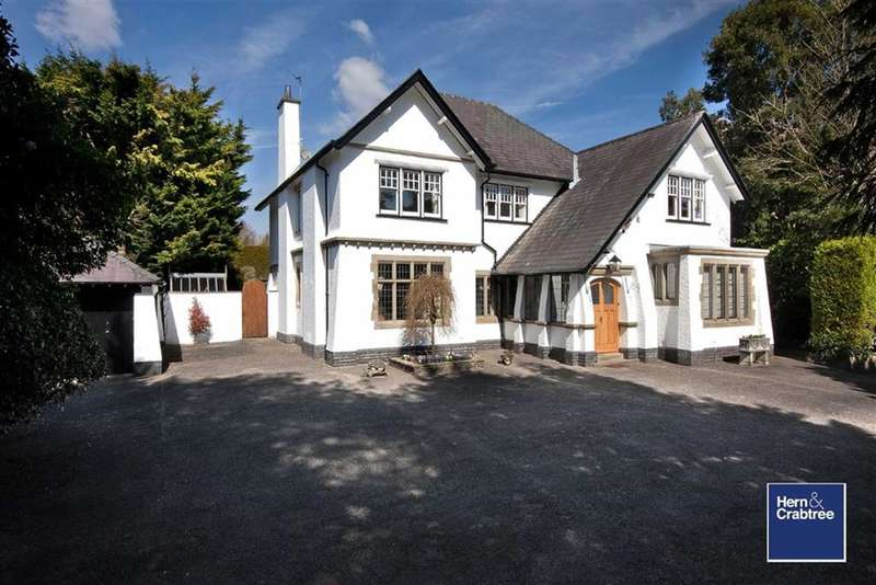 5 Bedrooms Property for sale in Fairwater Road, Llandaff, Cardiff