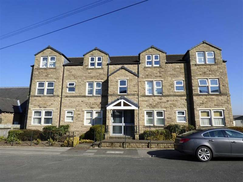 1 Bedroom Property for sale in Rufford Court, Milnsbridge, HUDDERSFIELD, West Yorkshire, HD3