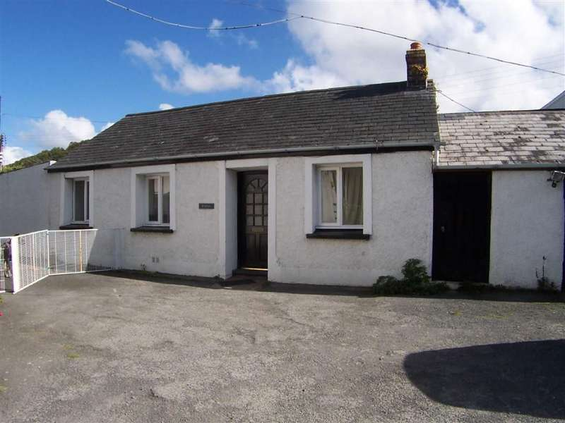 2 Bedrooms Property for sale in Llanrhystud