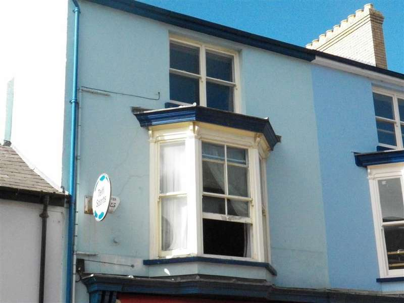 2 Bedrooms Flat for sale in Pendre, Cardigan