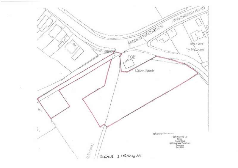 Property for sale in Colonel Road, Betws, Ammanford