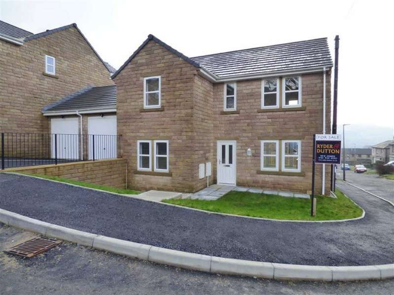 4 Bedrooms Property for sale in Plot 4 Hawthorn Rise, Hawthorn Road, Huddersfield, HD7