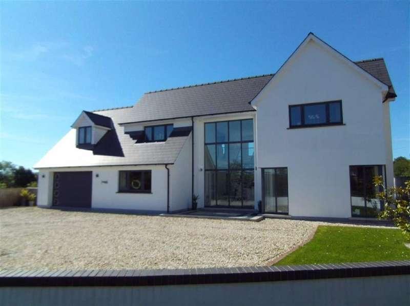 5 Bedrooms Property for sale in Kingsmoor Road, Hill Lane, Kilgetty