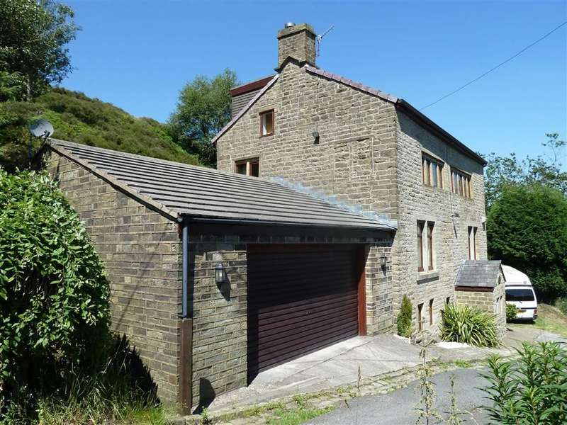 4 Bedrooms Property for sale in Knott Hill Lane, Delph, SADDLEWORTH, OL3