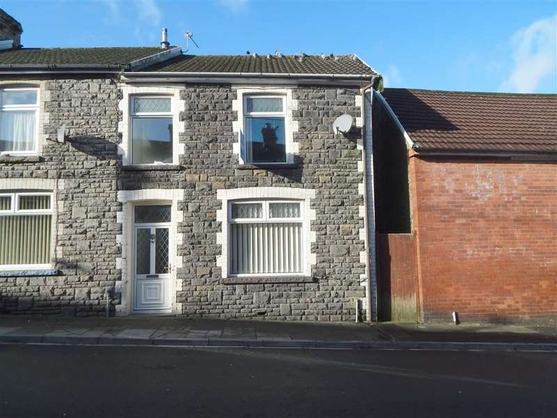 3 Bedrooms Property for sale in Richard Street, Pontypridd, Rhondda Cynon Taff