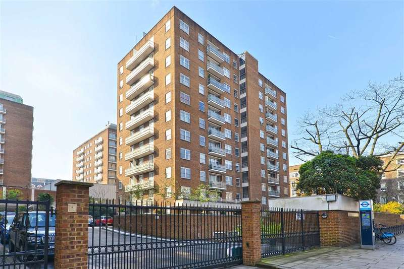 2 Bedrooms Flat for sale in Portman Towers, London