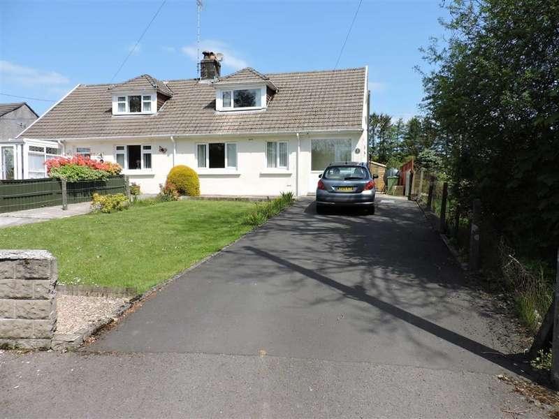 2 Bedrooms Property for sale in Rhydcymerau, Llanybydder