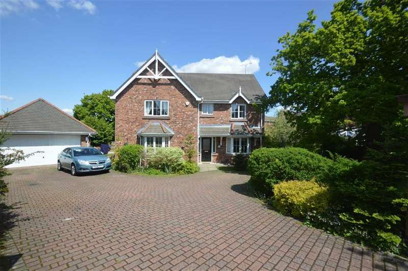 5 Bedrooms Property for sale in Redshank Drive, Macclesfield