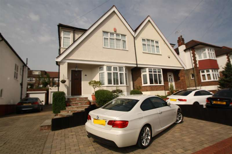 3 Bedrooms Property for sale in Ashridge Gardens, Palmers Green, London N13