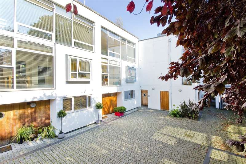 3 Bedrooms House for sale in Park Place, Islington, N1