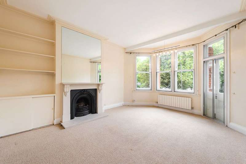 2 Bedrooms Flat for sale in Prince of Wales Mansions, Prince of Wales Drive, London, SW11