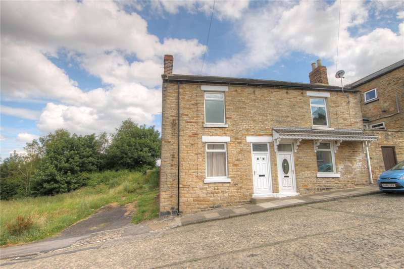 2 Bedrooms Semi Detached House for sale in Bridge Street, Bishop Auckland, Co Durham, DL14