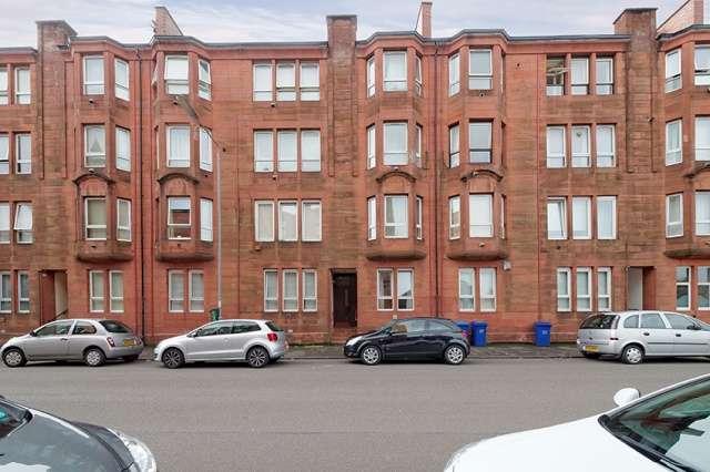 1 Bedroom Flat for sale in Renfield Street, Renfrew, PA4 8RG
