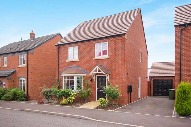 4 Bedrooms Detached House for sale in 7 Kings Court, Stourbridge Road, Bridgnorth