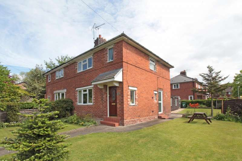 2 Bedrooms House for sale in 2 bedroom House Semi Detached in Kelsall