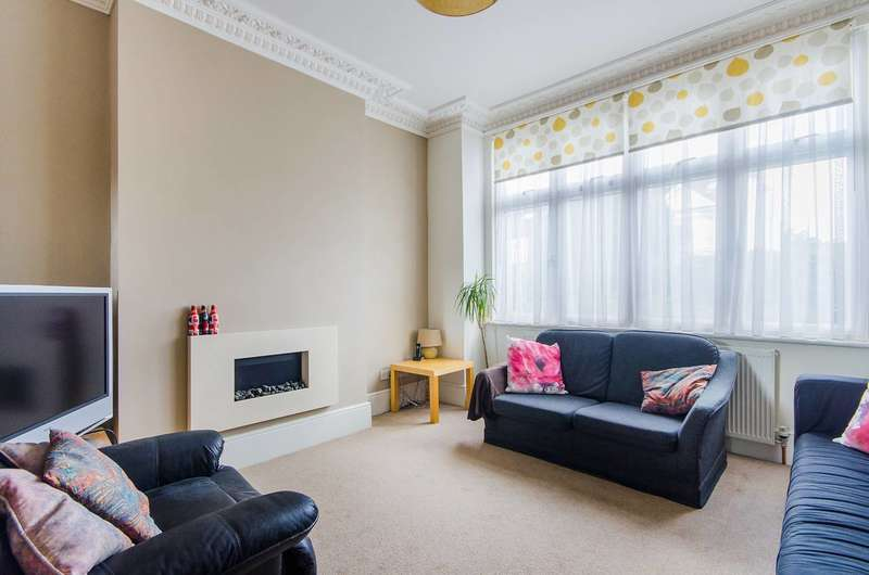 4 Bedrooms House for sale in Godson Road, Croydon, CR0