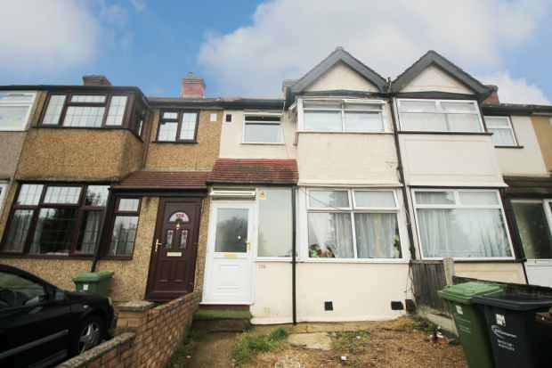 3 Bedrooms Terraced House for sale in Oval Road North, Dagenham, Essex, RM10 9EP
