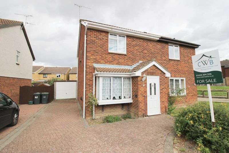 3 Bedrooms Semi Detached House for sale in Busbridge Road, Snodland