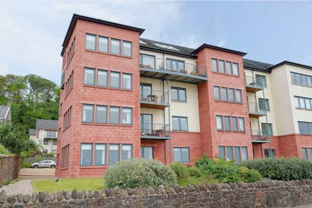 3 Bedrooms Flat for sale in The Shores, Skelmorlie, North Ayrshire, PA17 5AZ