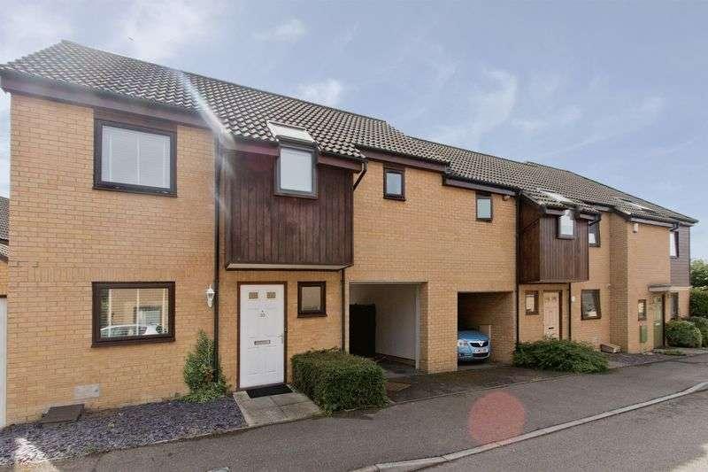 3 Bedrooms Semi Detached House for sale in Howitt Drive, Milton Keynes
