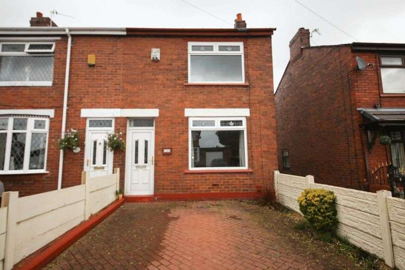 2 Bedrooms Terraced House for sale in Eccles Road, Kitt Green, Wigan