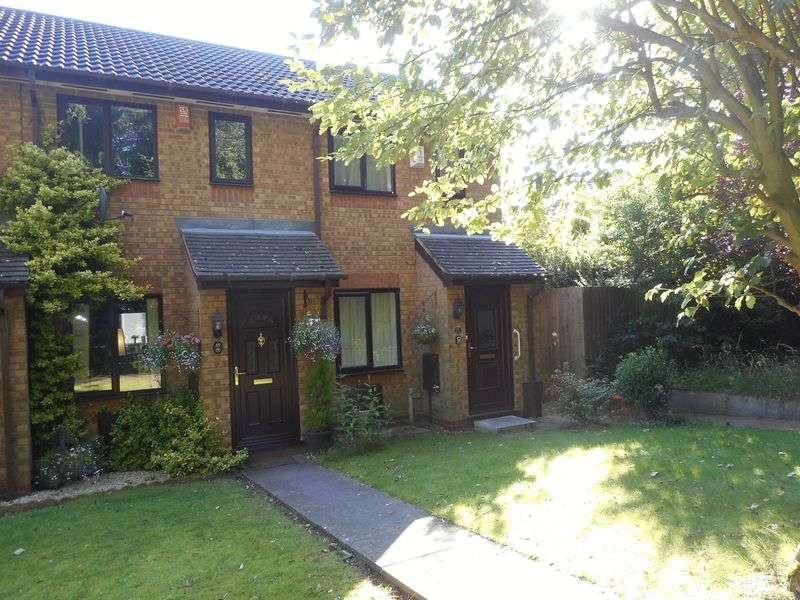 2 Bedrooms Terraced House for sale in Kenilworth Drive, Nuneaton