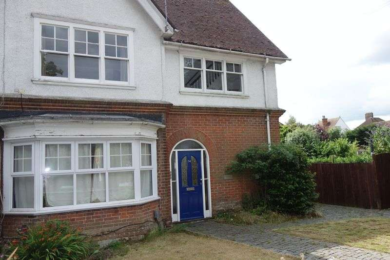 1 Bedroom Flat for sale in Church Lane East, Aldershot