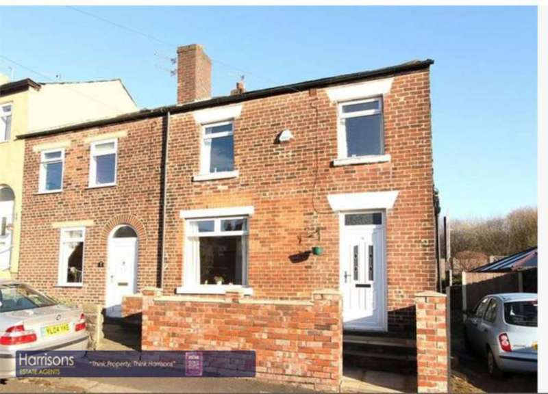 3 Bedrooms Terraced House for sale in Lever Bridge Place, Darcy Lever, Bolton, Lancashire.