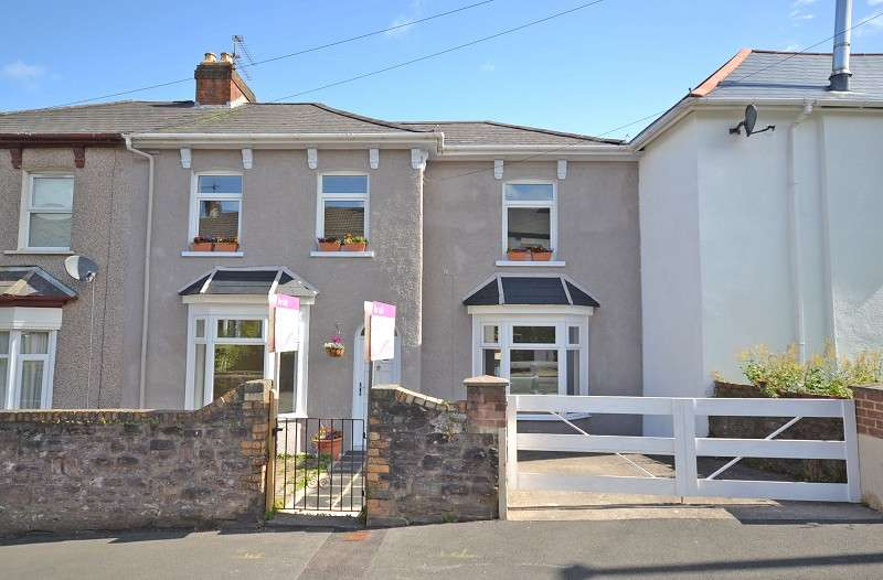 3 Bedrooms Terraced House for sale in Windsor Terrace, Newport, South Wales. NP20 4BZ