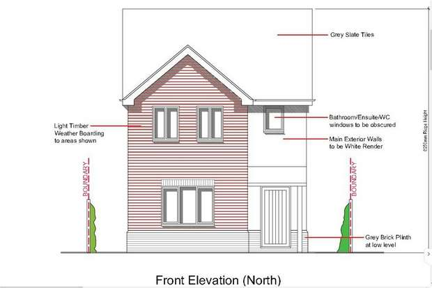 3 Bedrooms Land Commercial for sale in Knaphill, Woking, Surrey
