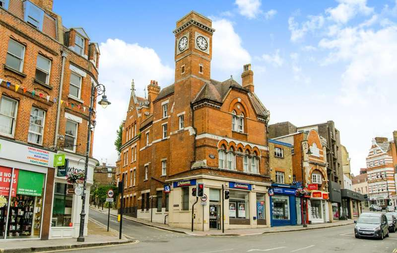 1 Bedroom Flat for sale in Hampstead, Hampstead, NW3