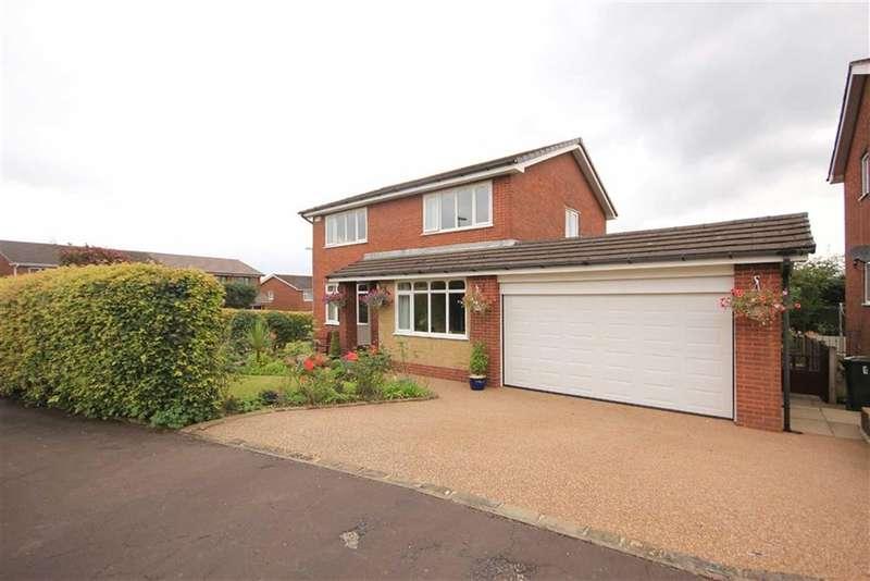 4 Bedrooms Property for sale in Starfield Avenue, Smithybridge, Rochdale
