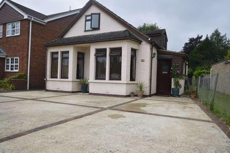 4 Bedrooms Detached Bungalow for sale in Springvale, Gillingham, ME8