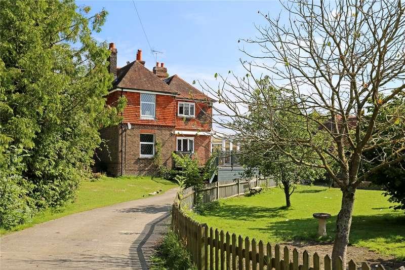 4 Bedrooms Detached House for sale in Nursery Lane, Wivelsfield Green, Haywards Heath, East Sussex, RH17