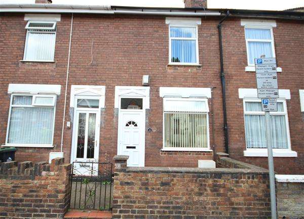2 Bedrooms Terraced House for sale in Stanton Road, Meir, Stoke-on-Trent