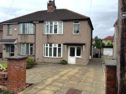 3 Bedrooms Semi Detached House for sale in Scale Hall Lane, Lancaster, LA1