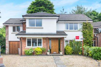 4 Bedrooms House for sale in West Bank, Alderley Edge, Cheshire