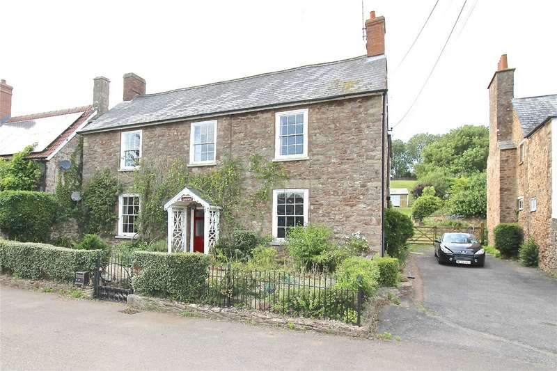 6 Bedrooms Detached House for sale in Williton, Taunton, Somerset