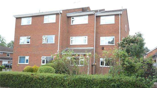 2 Bedrooms Apartment Flat for sale in Olivia Court, Alderman Willey Close, Wokingham