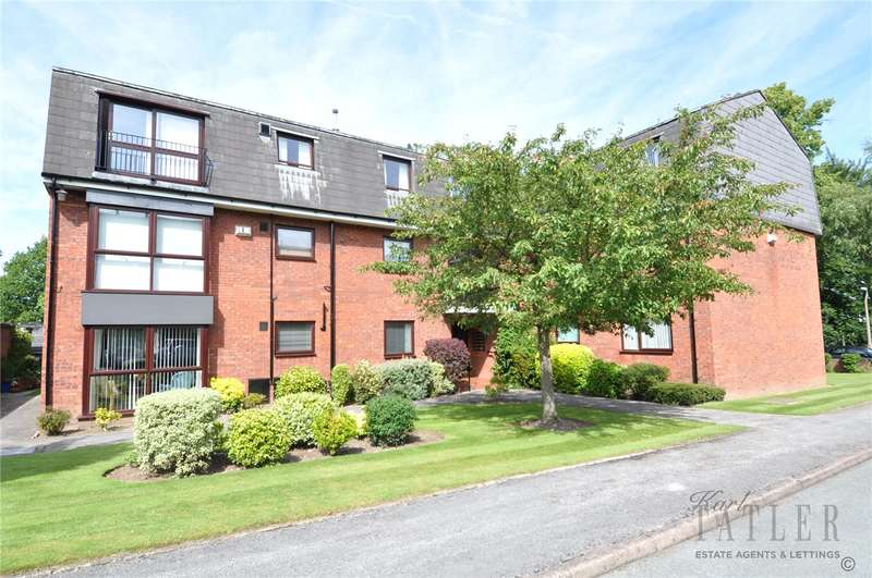 2 Bedrooms Flat for sale in Church Road, Upton, Wirral