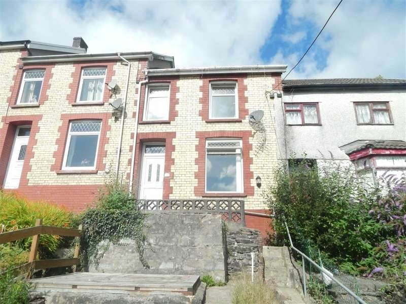 3 Bedrooms Property for sale in Thomas Street, Tonypandy