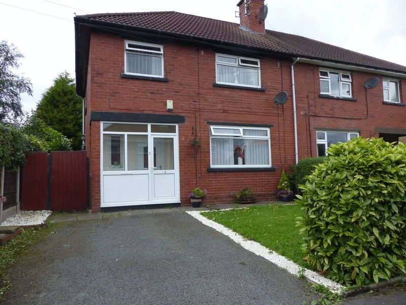 3 Bedrooms Semi Detached House for sale in Bourne Road, Shaw