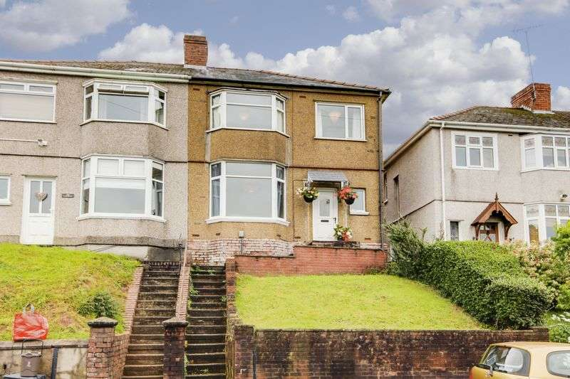 3 Bedrooms Detached House for sale in Brynglas Road, Newport
