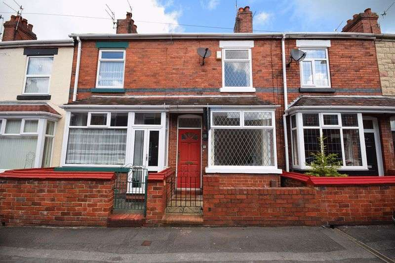 2 Bedrooms Terraced House for sale in Woodman Street, Milton