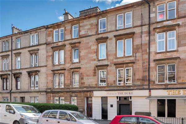 2 Bedrooms Flat for sale in 3/2 12 Meadowpark Street, Dennistoun, Glasgow, G31 2RX