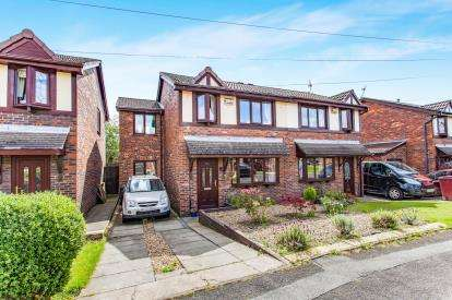4 Bedrooms Semi Detached House for sale in Old Vicarage, Westhoughton, Bolton, Greater Manchester, BL5