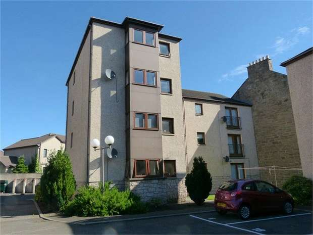 2 Bedrooms Flat for sale in 5 Gowrie Street, Dundee